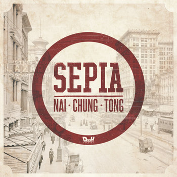 Sepia cover art