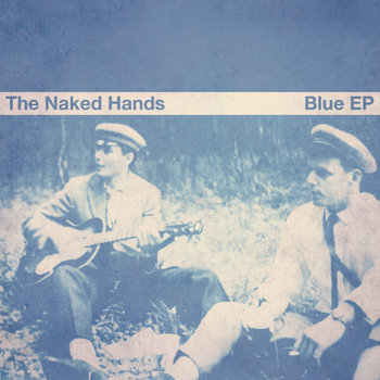 blue EP cover art