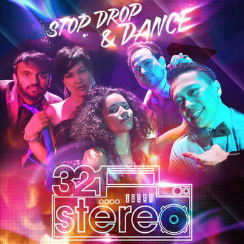 Stop, Drop & DANCE! cover art