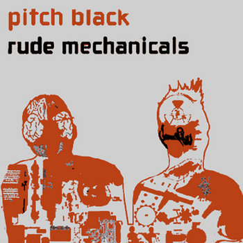 Rude Mechanicals EP cover art