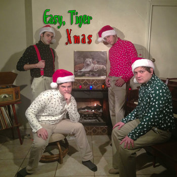 Easy, Tiger Christmas cover art