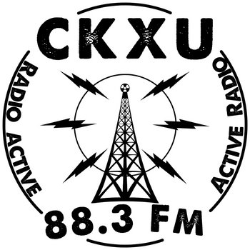 Live at CKXU 2012 cover art