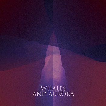 Whales and Aurora EP cover art