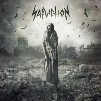 Salviction 2012 cover art