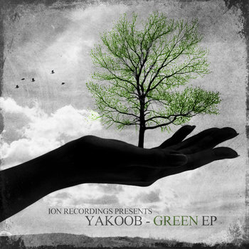 Yakoob - Green EP cover art
