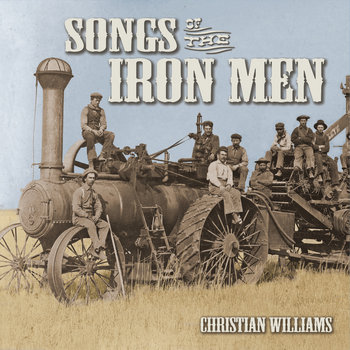 Songs of the Iron Men cover art