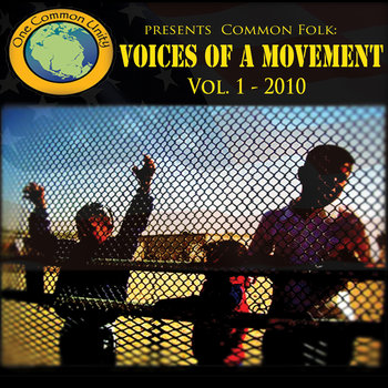 Common Folk: Voices of a Movement Vol. 1 cover art