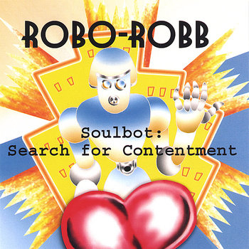Soulbot: Search for Contentment (2006) cover art