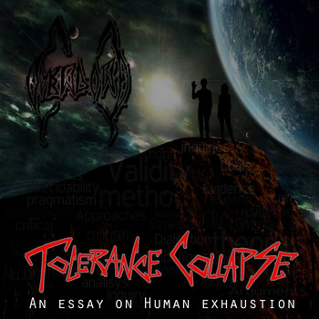 Tolerance Collapse cover art
