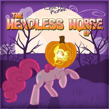 The Headless Horse EP cover art
