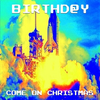 COME ON CHRISTMAS EP cover art