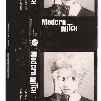 Modern Witch (self titled) cover art