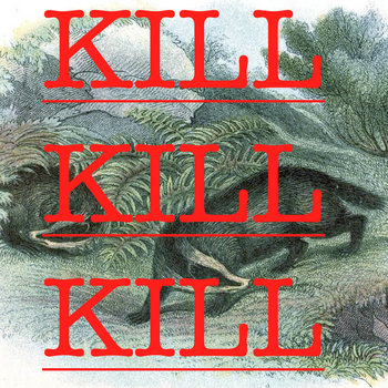 KILL KILL KILL cover art