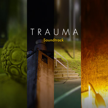 TRAUMA Soundtrack cover art