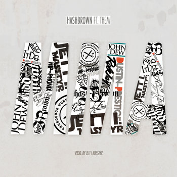 T.H.E.M.- MMA / MMA instrumental cover art