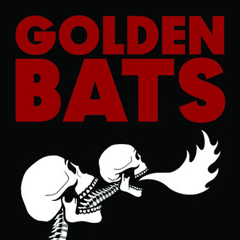 Golden Bats I cover art