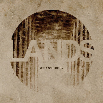 MISANTHROPY cover art
