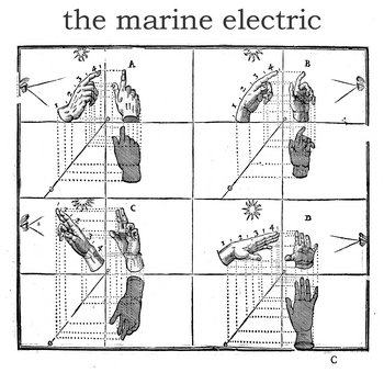 The Marine Electric cover art