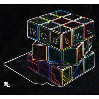 Rubix1 cover art