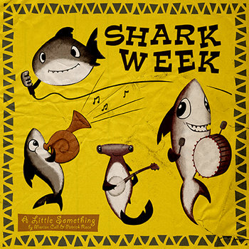 Shark Week! cover art