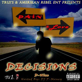 Pain N Love: Decisions cover art