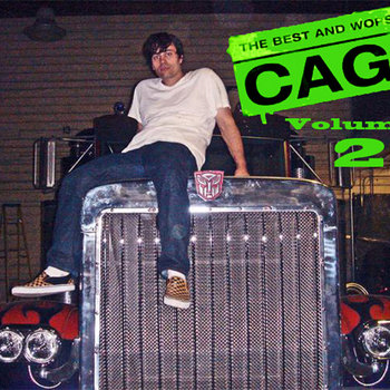 The Best and Worst of Cage Vol 2 (2010) cover art