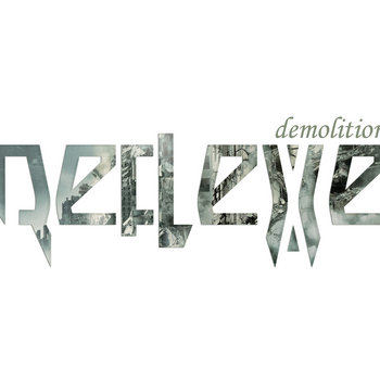 Demolition cover art