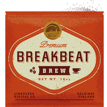 Breakbeat Brew EP cover art