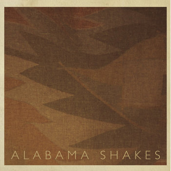 Alabama Shakes EP cover art