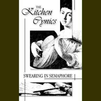 Swearing in Semaphore cover art