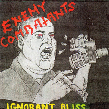 Ignorant Bliss (ep) cover art