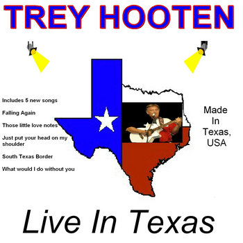 Live in Texas cover art