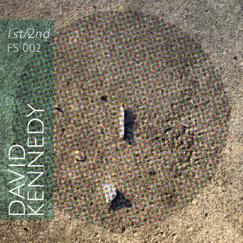 David Kennedy - XOX/OXO EP(FS002) cover art