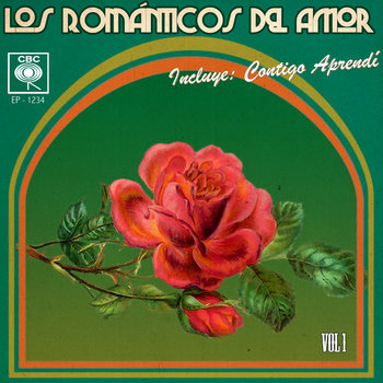 Los Romanticos del Amor cover art