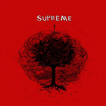 SUPREME cover art