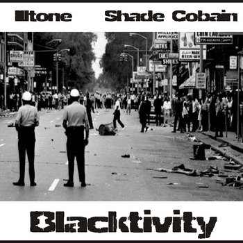 Blacktivity cover art