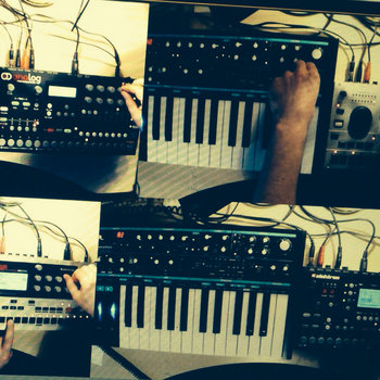 Bass Station meets Elektron Music Machines cover art