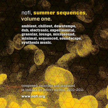 summer sequences, vol. 1 cover art