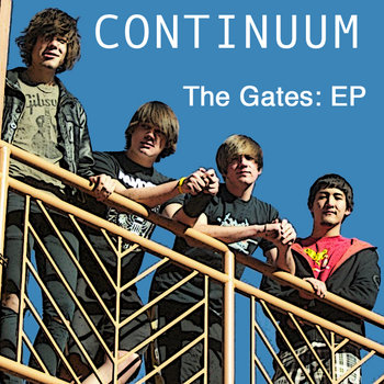 The Gates: EP cover art