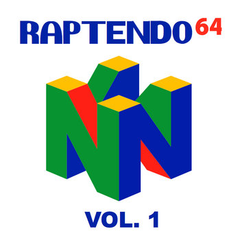 Raptendo 64, Vol. 1 cover art