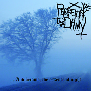 ...And become, the essence of night EP cover art