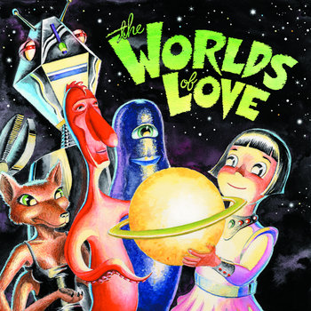 The Worlds of Love cover art