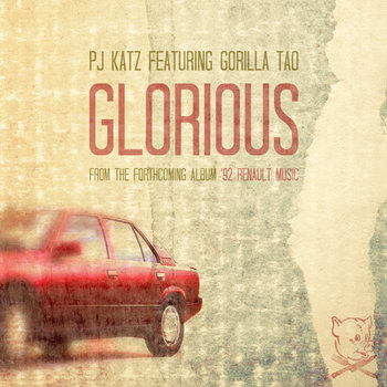 Glorious - Gorilla Tao (produced by PJ Katz) cover art
