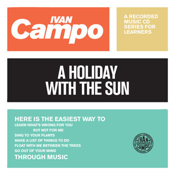 A Holiday With The Sun cover art
