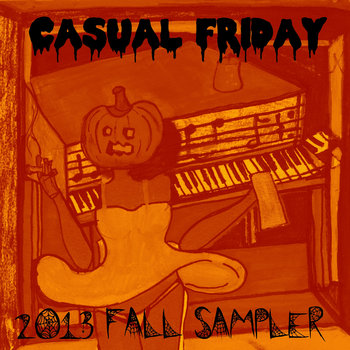 Casual Friday Fall Sampler 2013 cover art