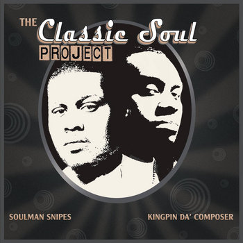 The Classic Soul Project cover art