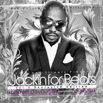 Jackin&#39; 4 Beats Vol. 2 cover art