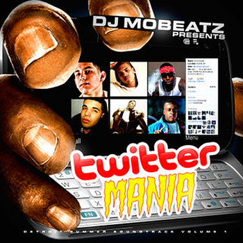 Twittermania Mixtape cover art