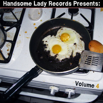 Handsome Lady Records Club: Volume 4 cover art