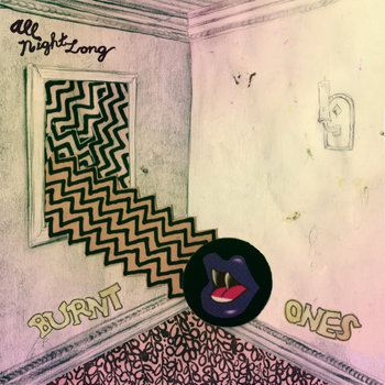 All Night Long 7-inch cover art